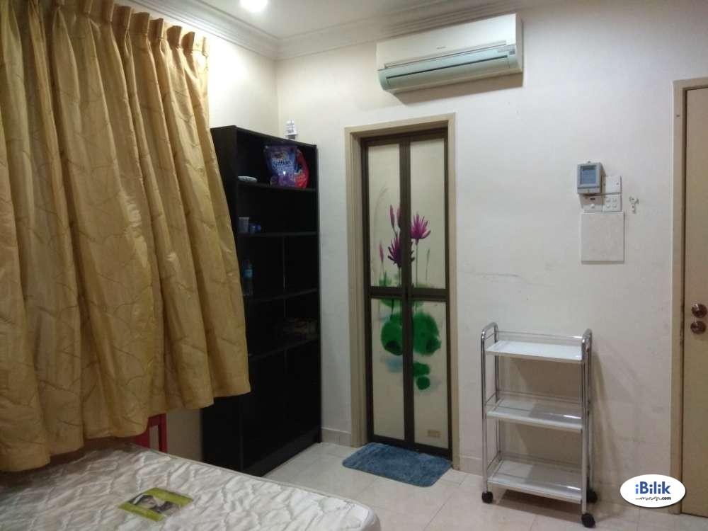 PV3 Condo (Fully Furnished) @ KL East, LRT Taman Melati
