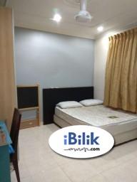 Room Rental in Kuala Lumpur - PV3 Condo (Fully Furnished) @ KL East, LRT Taman Melati