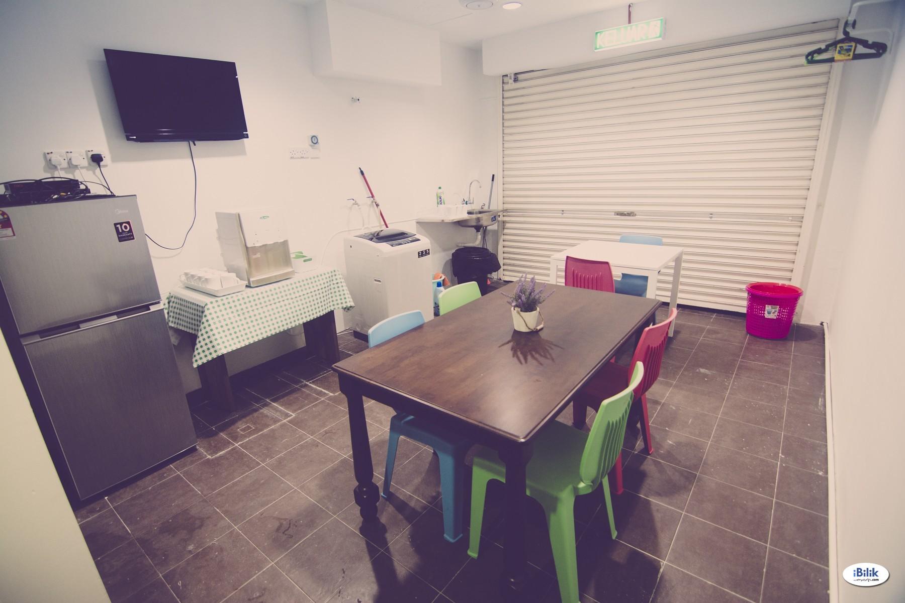 Budget Room @ Kota Laksamana, Melaka (2pax)