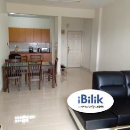 Room Rental in Malaysia - Big Middle room 大中房 Suriamas Condo Sunway Subang Jaya
