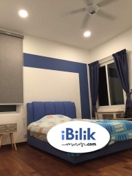 Room Rental in Selangor - Middle Room at Garden Residence, Cyberjaya