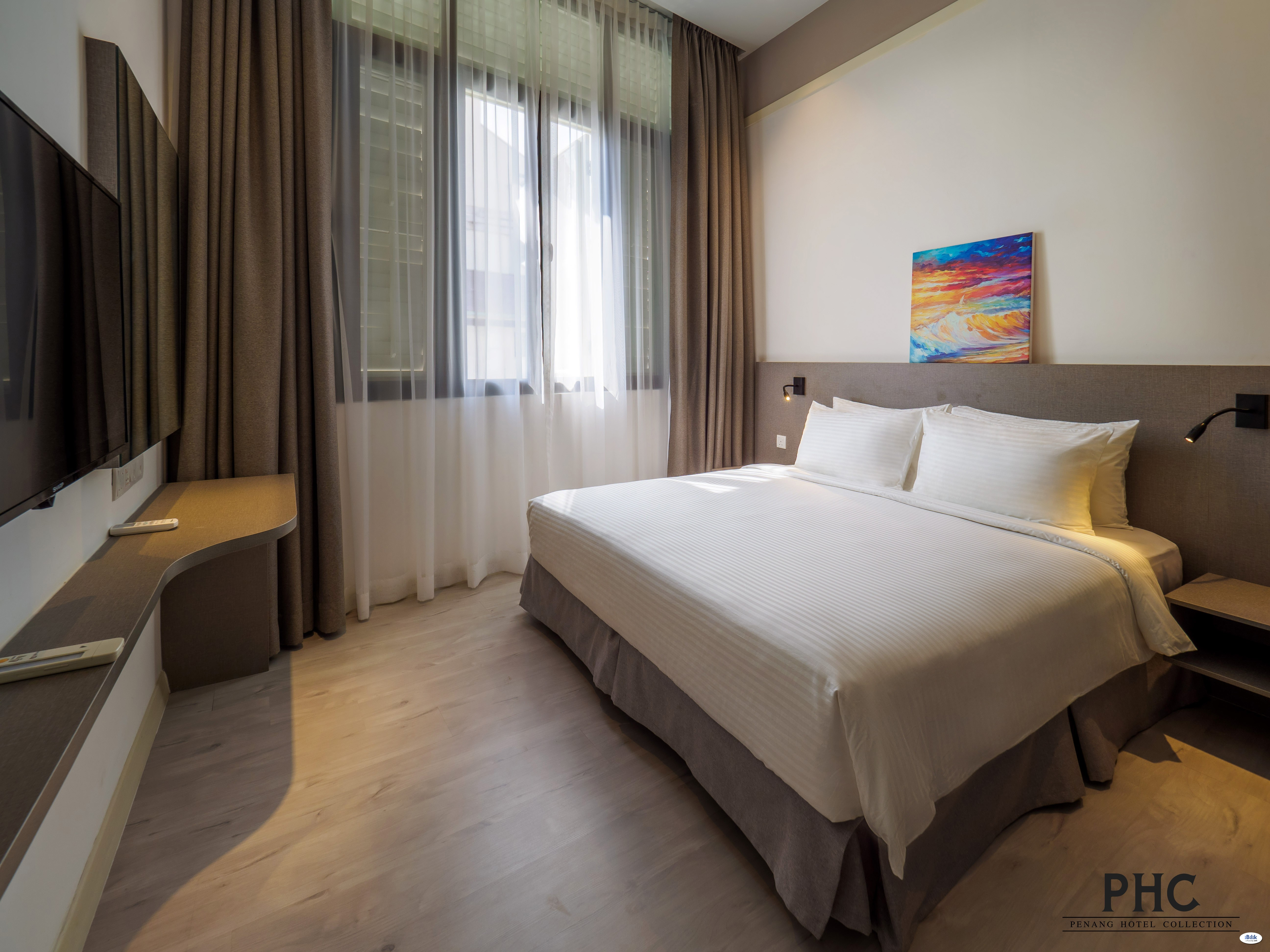 1 Bedroom 1 Bathroom Suite At Georgetown Penang ( Hutton Central Hotel By PHC )