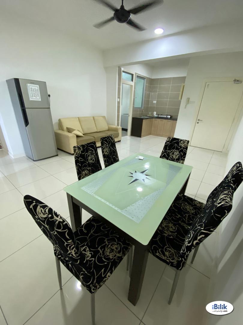 Middle Room at Epic Residences, Johor Bahru