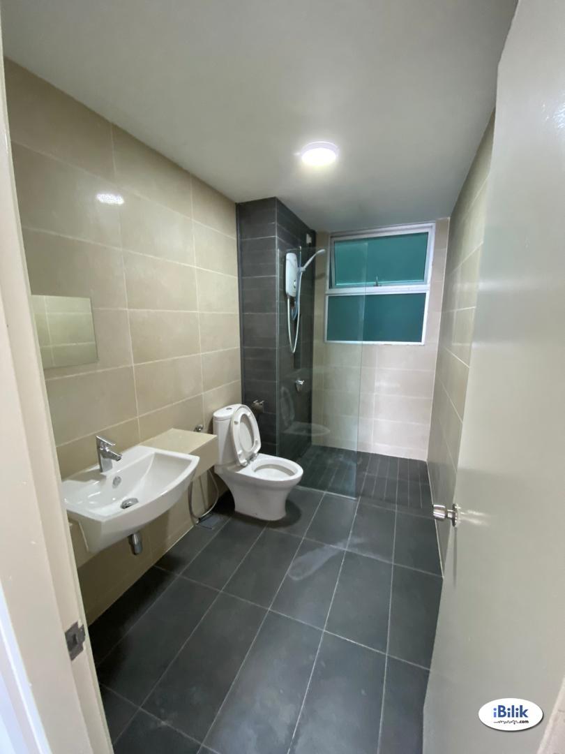 Master Room at Epic Residences, Johor Bahru