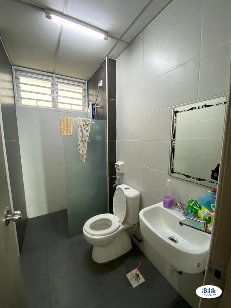 Middle Room at Larkin Heights, Johor Bahru