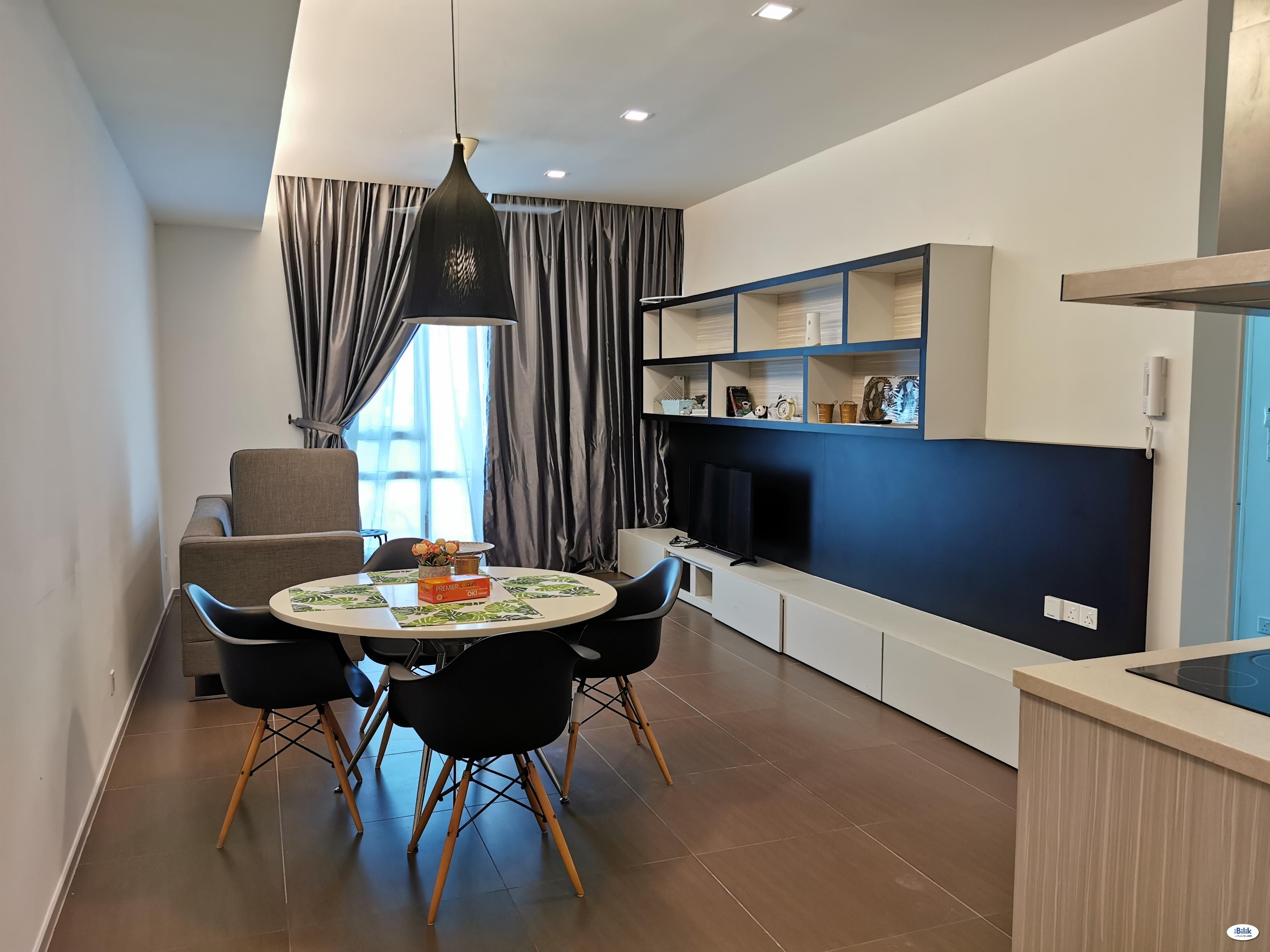 Middle Room at Garden Plaza, Cyberjaya