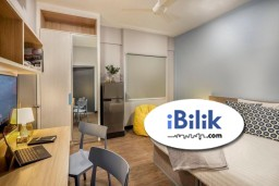 Room Rental in Petaling Jaya - Sunway Waterfront Residence For Working Adult Only.Fully Furnished Luxury Private Deplux Rent at Bandar Sunway , Free Shuttle Bus Service