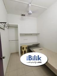 Room Rental in Kuala Lumpur - Single Room at Taman Bunga Raya, Setapak