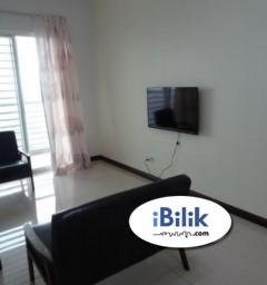 Room Rental in Kuala Lumpur - Master Room at Taman Koperasi Polis, Sentul
