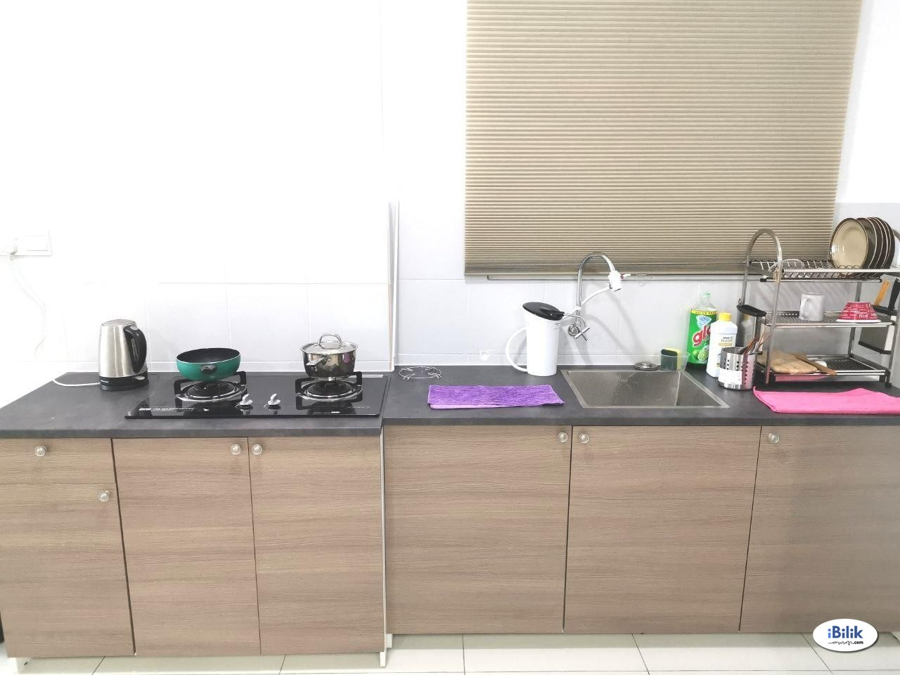 Girl's Unit Single Room at Jelutong Georgetown Penang