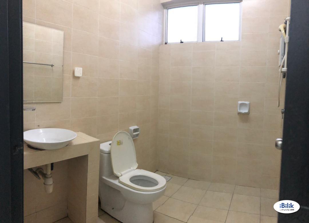 FREE 1 month rental l Include utilities l Single Room at Cova Villa, Kota Damansara