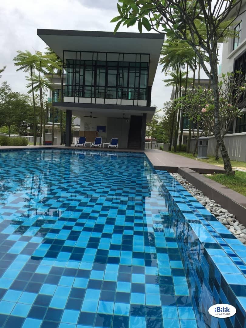 Huge Master Room at The Park @ Bukit Jalil