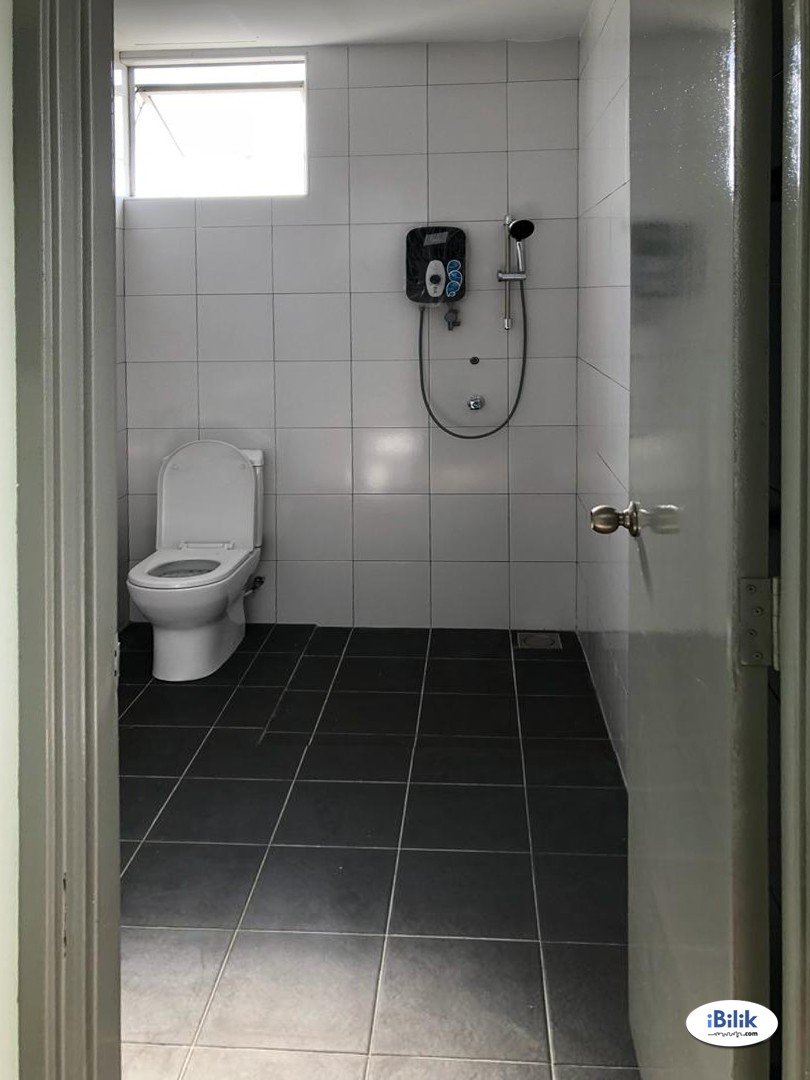 FREE 1 Month Rental l Single Room at Casa Tiara, Subang Jaya