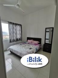 Room Rental in Petaling Jaya - ⭐Cheapest⭐Nice-View ⭐Nice Furniture⭐ Master Room at I Residence, Kota Damansara