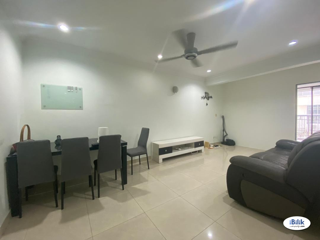 Premium and Affordable Middle Room at Rivercity, Sentul