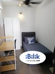 Room Rental in Petaling Jaya - 💧PRIVATE BATHROOM 💧 SEGI COLLEGE l THOMSON HOSPITAL l FREE 1 Month Rental l Single Room at Cova Suites, Kota Damansara