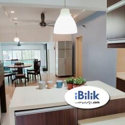 Room Rental in Selangor - FREE 1 Mth Stay-BIG Private Room, Safe Security near UPM, Univ360, MINES, Sg. Besi Indah, KTM Serdang, AEON Equine, Putra Permai, Burger King, Watsons