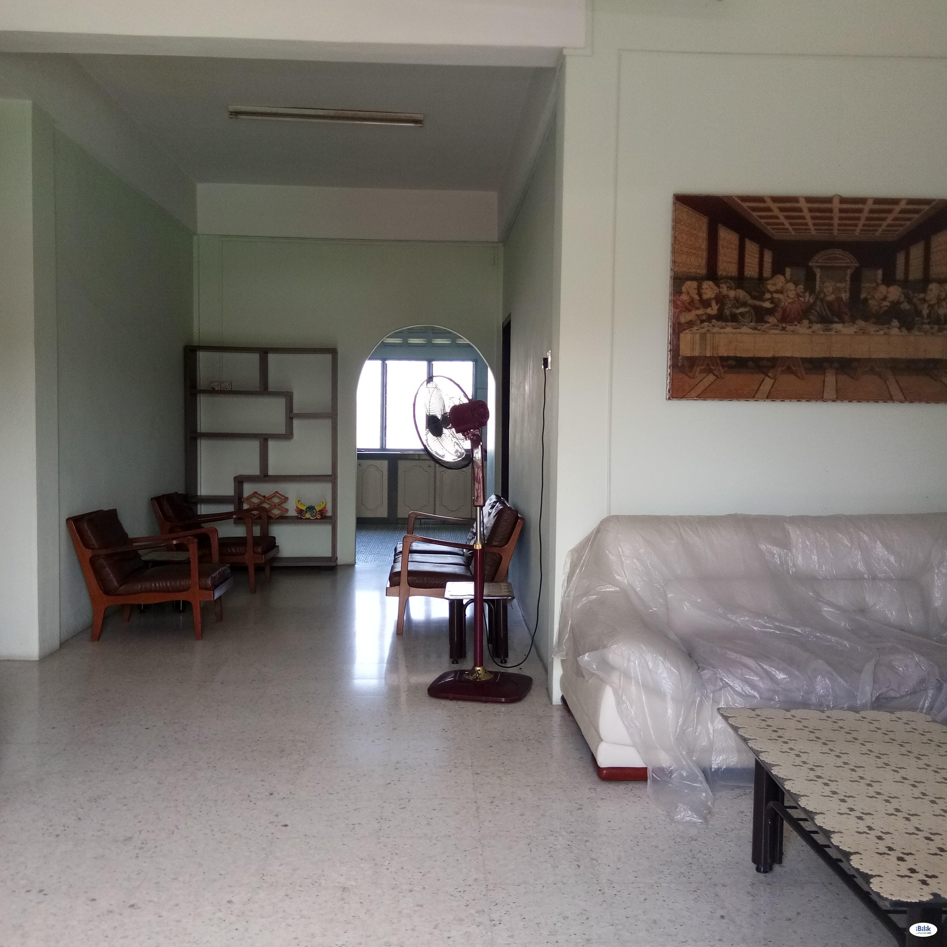 Middle Room at Muar, Johor