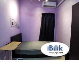 Room Rental in Cheras - [CLEAN] Single Room at Putra Suria Residence, Bandar Sri Permaisuri (3mins walk to LRT)
