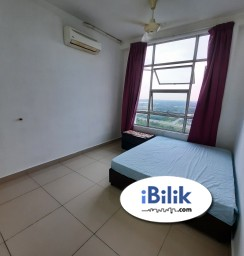 Room Rental in Selangor - Include utilities walking distance MMU CUCMS The Arc Cyberjaya