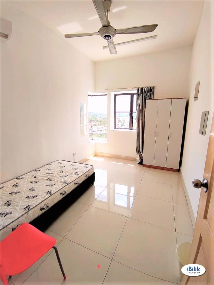 ⚡️ ⚡️ Free Utility Middle Room at Pelangi Utama, Bandar Utama