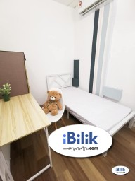 Room Rental in  - 350M to MRT TTDI MEDIUM ROOM FOR RENT