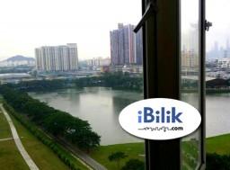 Room Rental in Kuala Lumpur - Corner Small Room at PV12, Setapak, Windy & Bright, Close to Setapak Central, KLCC & Lake view, Prefer Chinese Only