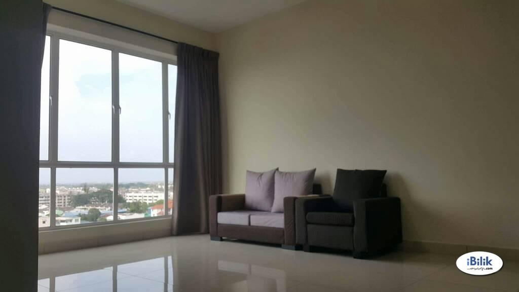Air condition Single Room at Butterworth, Seberang Perai