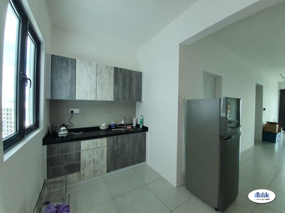 FREE RENTAL❤️Meritus❤️ Middle Room at Seberang Perai, Penang