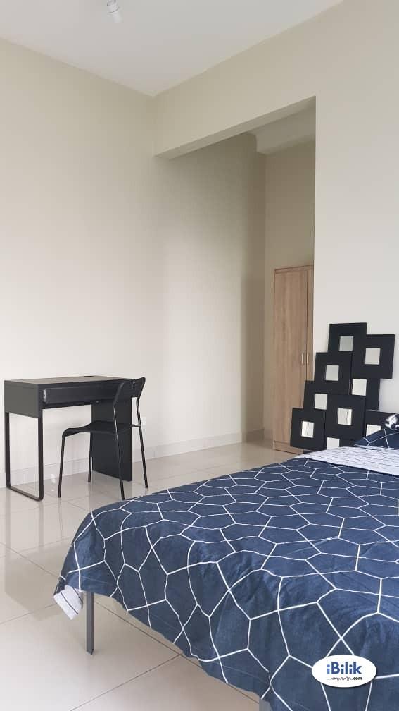 Master Room at Vila Vista, Cheras