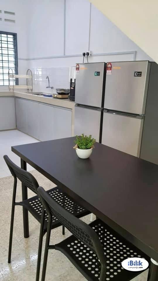 Zero Deposit ⚡ Middle Room Located near Alam Sutera, Bukit Jalil