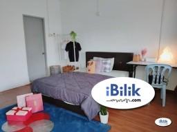 Room Rental in Kuala Lumpur - Zero Deposit ⚡ Middle Room Located near Alam Sutera, Bukit Jalil