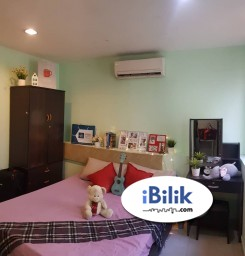Room Rental in Selangor - HOTEL CONCEPT ❗ Middle Room at Kota Damansara Petaling Jaya Near The Strand Mall ?️