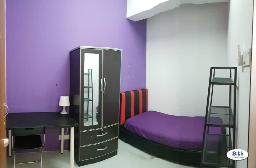 HOT UNIT [ DEPOSIT 1 MONTH ONLY ] Middle Room @ Kota Damansara Petaling Jaya near SEGi University