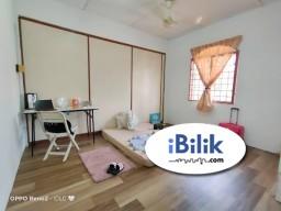 Room Rental in  - High Speed WI-FI ! Middle Room at Jalan Sepah Puteri, Kota Damansara, Petaling Jaya Near Thomson Hospital, SEGi University