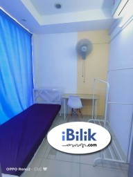 Room Rental in  - HOT UNIT [ DEPOSIT 1 MONTH ONLY ] Middle Room @ Kota Damansara Petaling Jaya near SEGi University