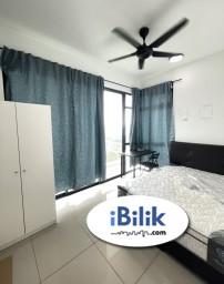 "Room Rental in Kuala Lumpur - ""FREE 1 CAR PARk"" Medium Room at Parkhill Residence, Bukit Jalil"