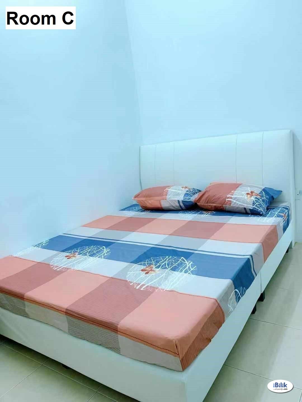 Medium Room , Air-con, Female