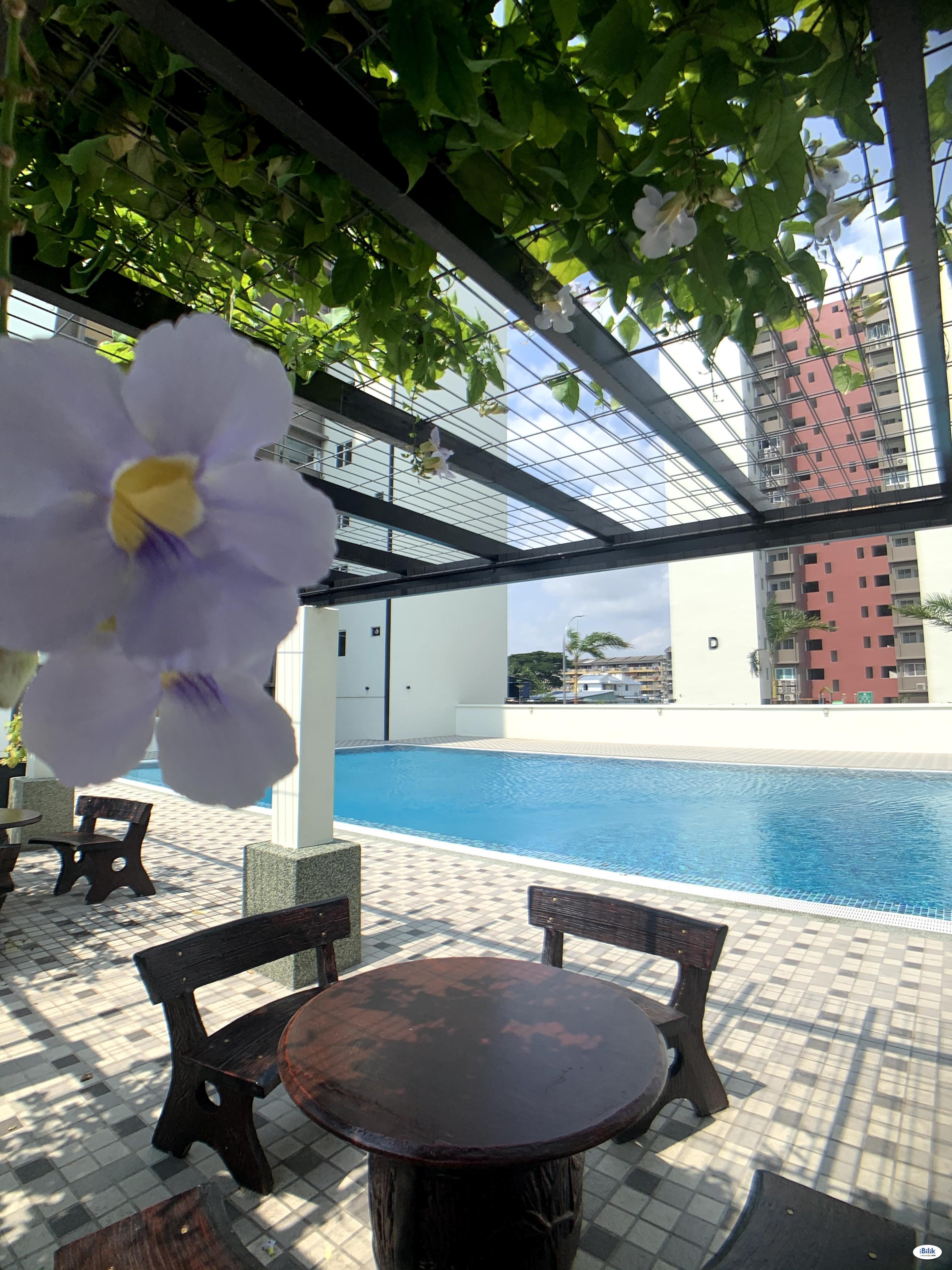 Suite at Butterworth, Seberang Perai