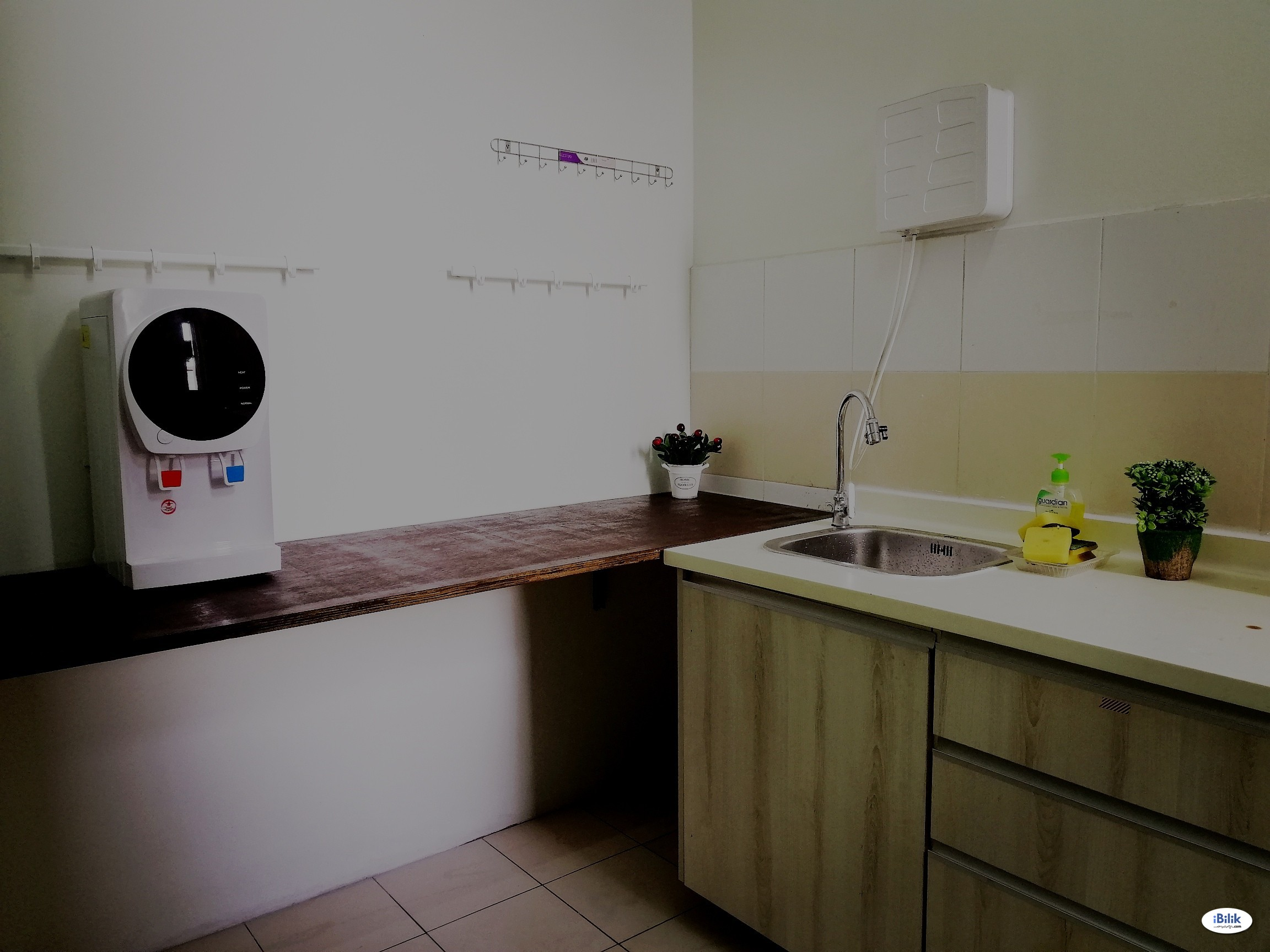 Middle Room at Pacific Place, Ara Damansara