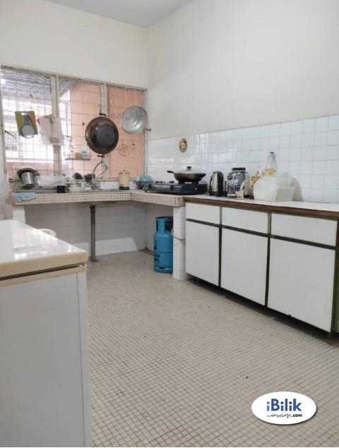 RM450 Single Room at Taman Megah, Kelana Jaya, Petaling Jaya