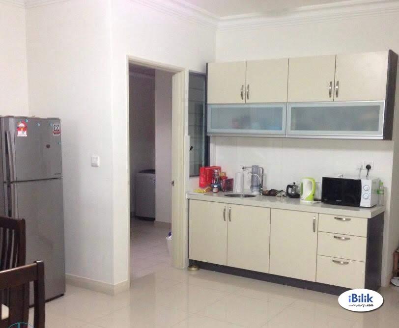 Single Room at Parkhill Residence, Bukit Jalil