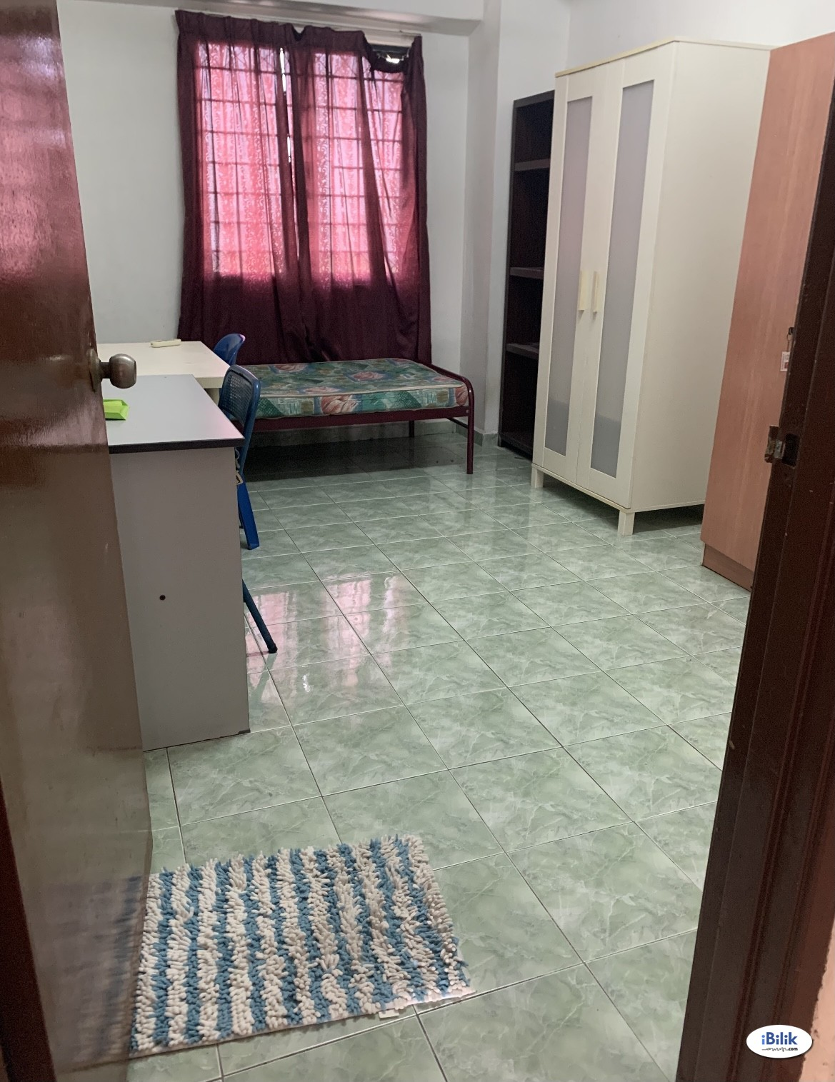 Single Room at Vista Komanwel, Bukit Jalil