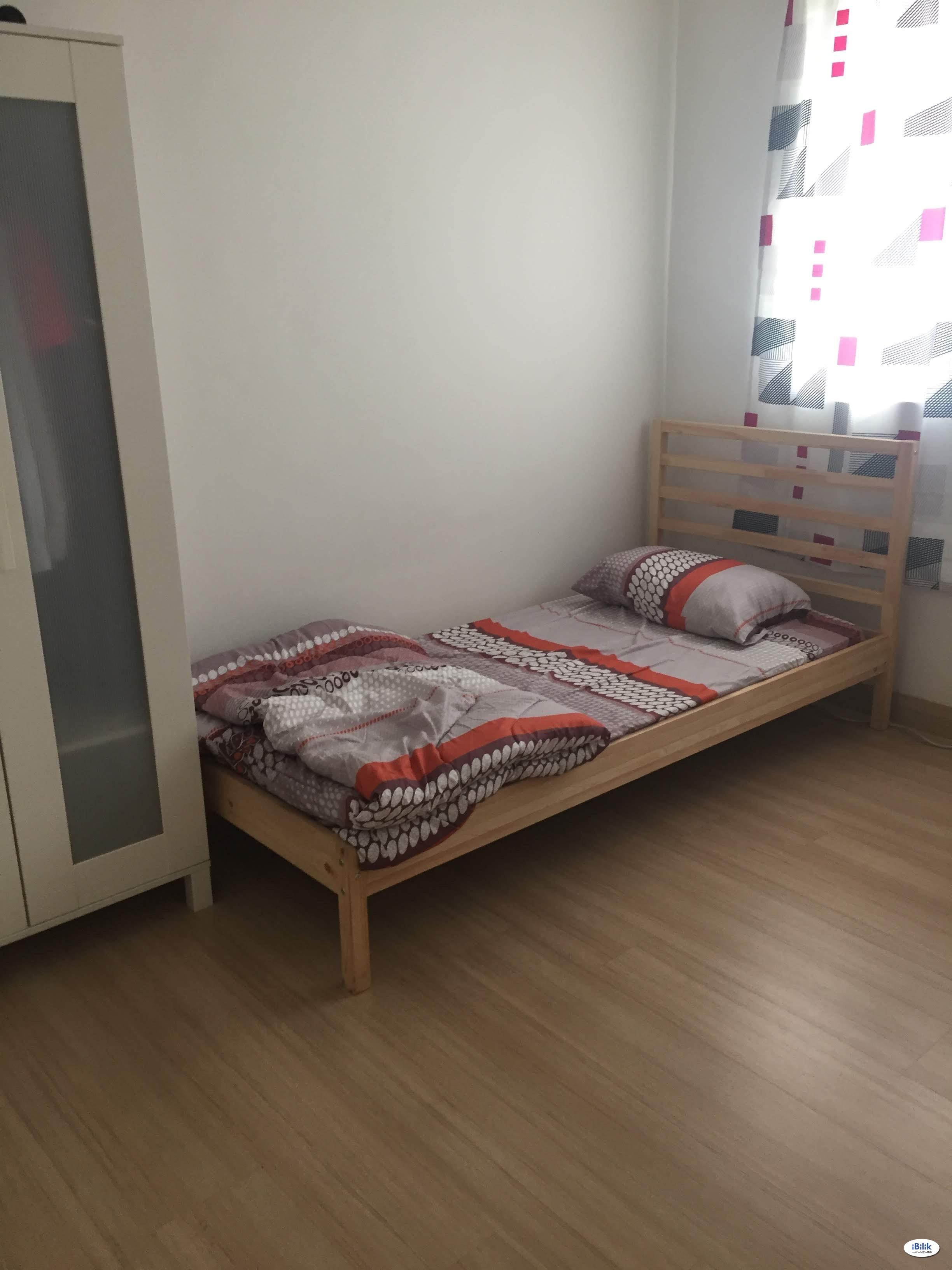 Single Room at Covillea, Bukit Jalil