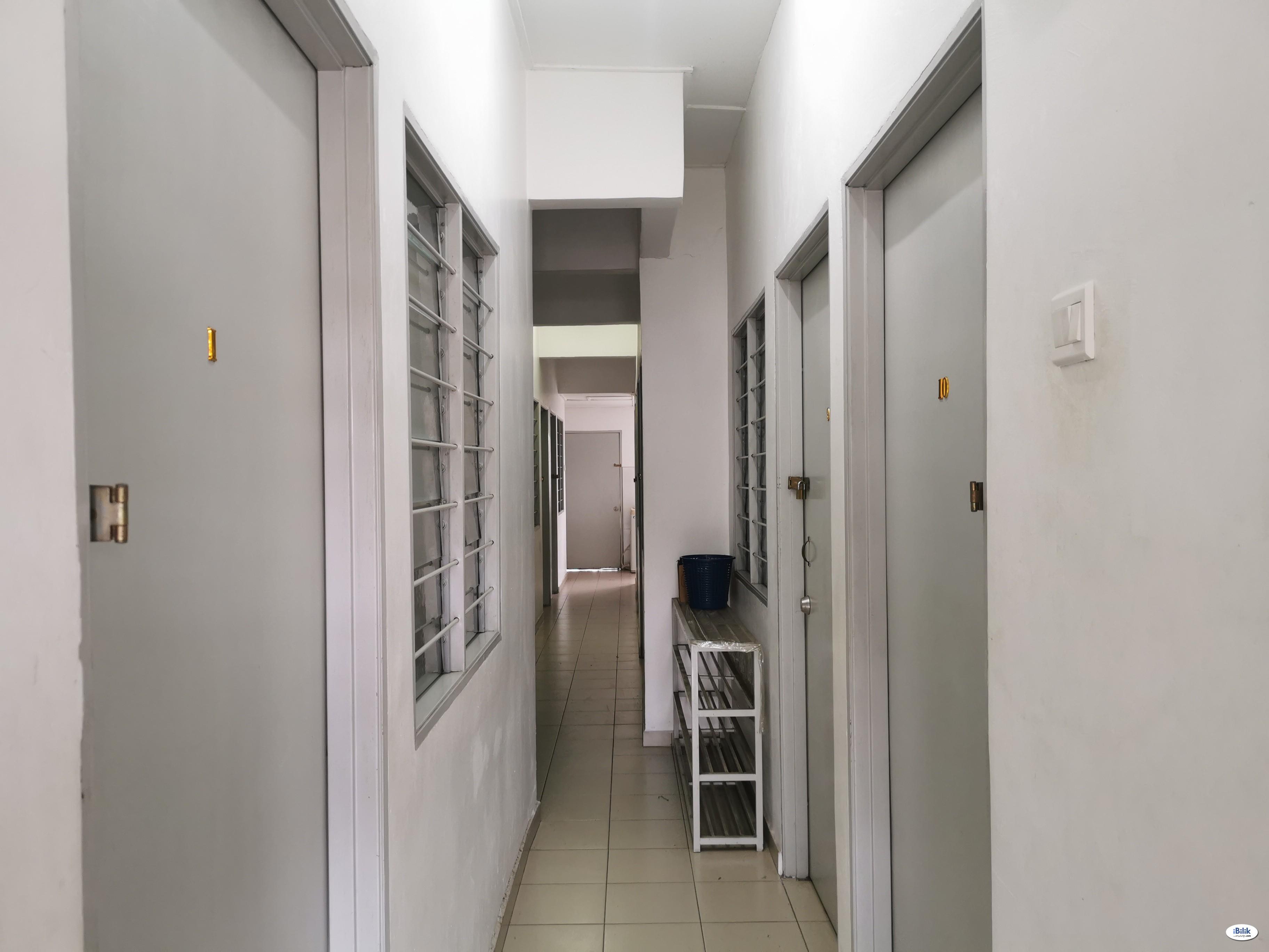 Single Room at Taman Bunga Raya, Setapak