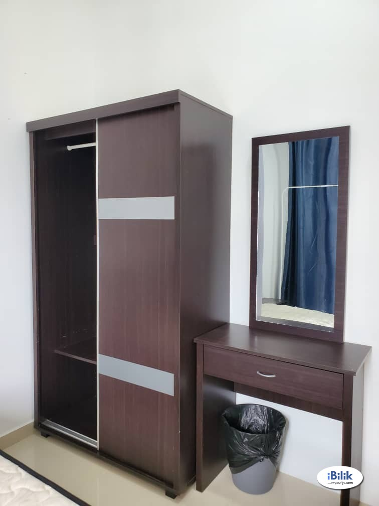 [Balcony Room] The HAMILTON Wangsa Maju Sri Rampai LRT For Rent