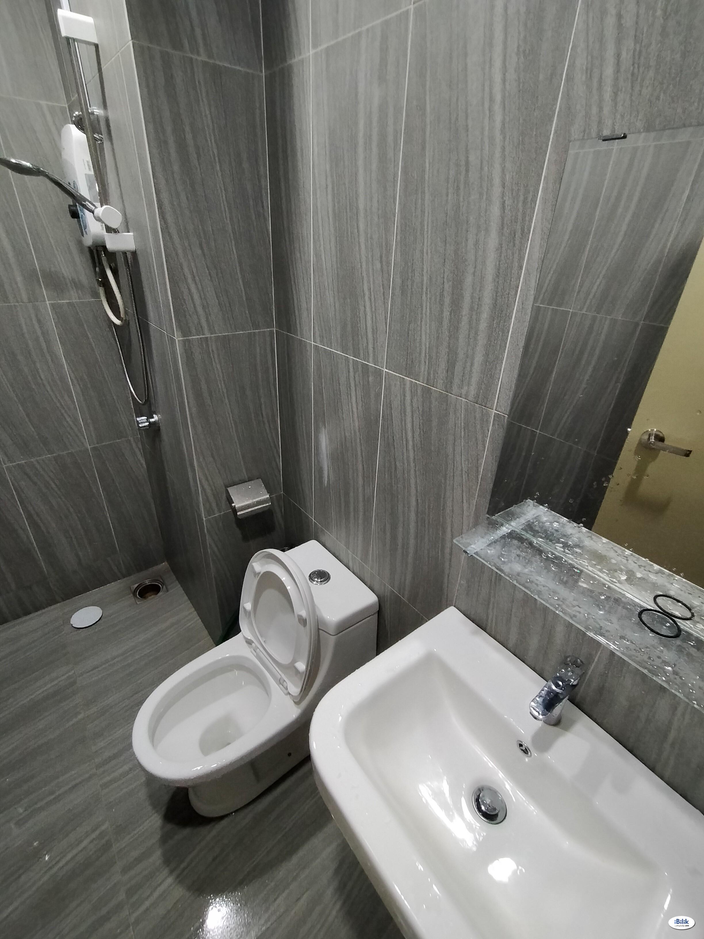 [Single Room] The HAMILTON Wangsa Maju Sri Rampai LRT For Rent