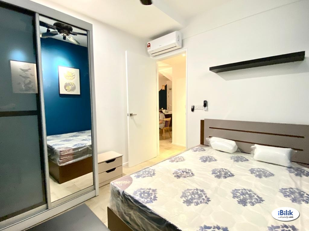Middle Room at Ohako Residences, Puchong