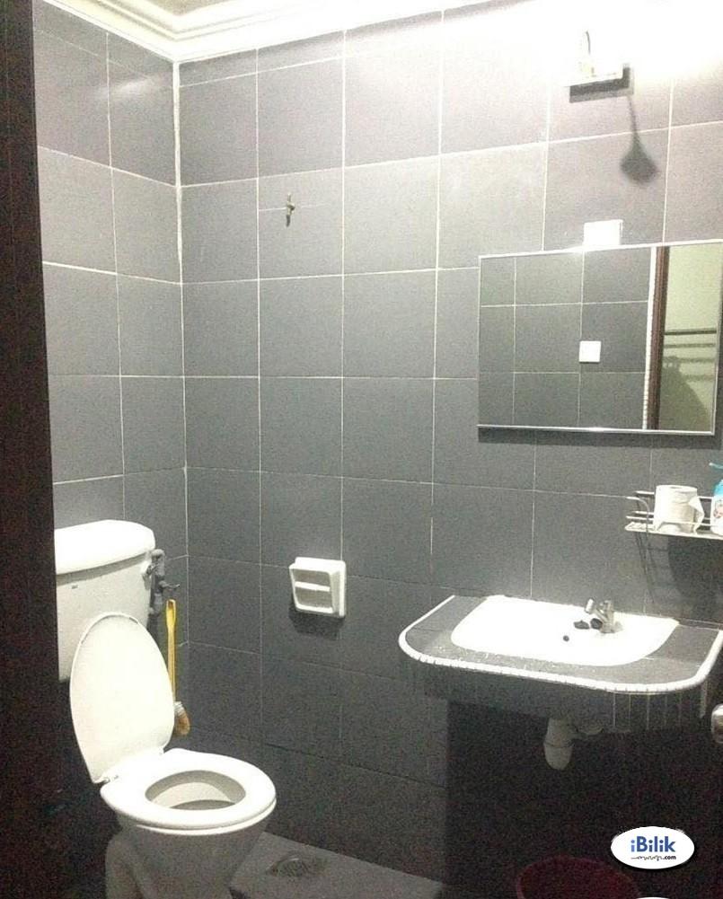 💥Zero Deposit 💥Small Room at Bandar Puchong Jaya, Puchong