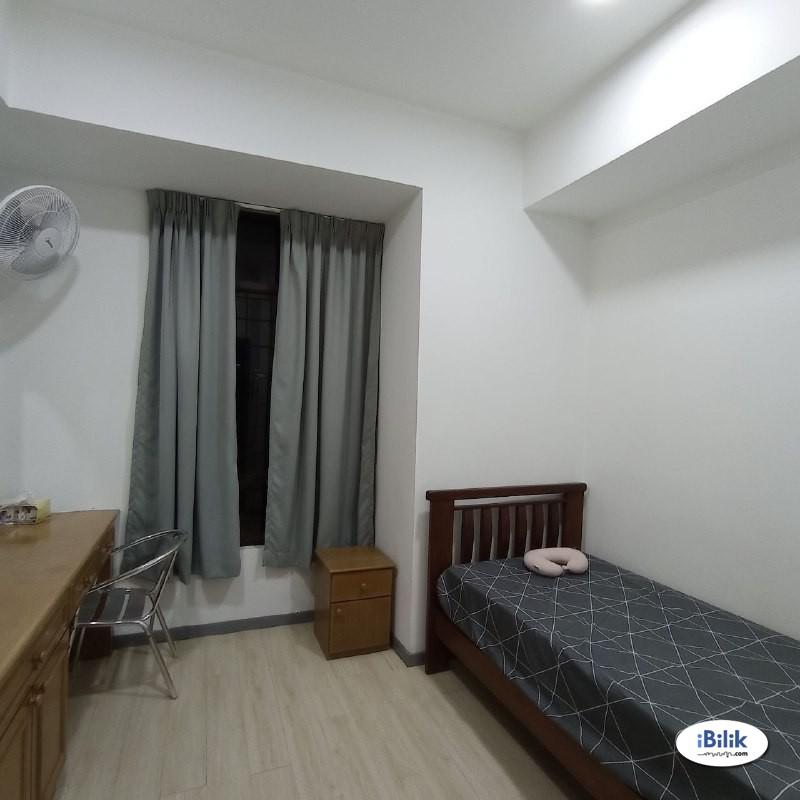 ZERO DEPOSIT! Single Room at Bistari Condominium, Putra